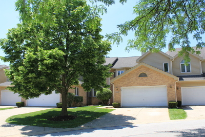 Darien Condo/Townhouse New: 1447 Coventry Court