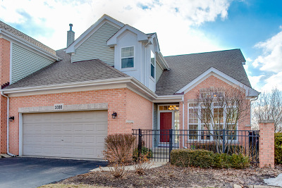 Du Page County Condo/Townhouse New: 1030 Hummingbird Way