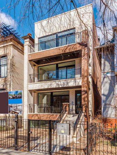 Condo/Townhouse New: 818 West Altgeld Street #1