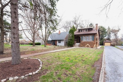Riverside Single Family Home For Sale: 29 South Delaplaine Road