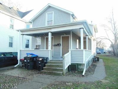 Bloomington Multi Family Home New: 615 East Locust Street