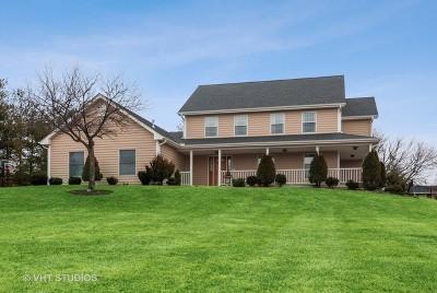Elburn Single Family Home New: S175 Kenmar Drive