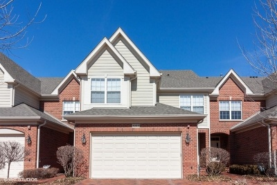 Western Springs Condo/Townhouse For Sale: 1020 Hickory Drive