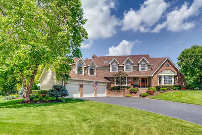 Crystal Lake Single Family Home For Sale: 692 Old Westbury Road