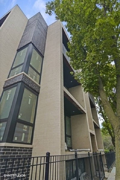 Condo/Townhouse New: 2208 North Oakley Avenue #3N