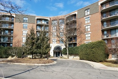 Naperville Condo/Townhouse For Sale: 511 Aurora Avenue #602