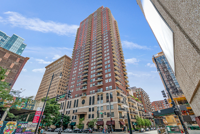 Chicago Condo/Townhouse New: 41 East 8th Street #608