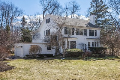 Highland Park Single Family Home For Sale: 330 Beech Street