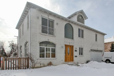 Lincolnwood Single Family Home Contingent: 3857 West Touhy Avenue