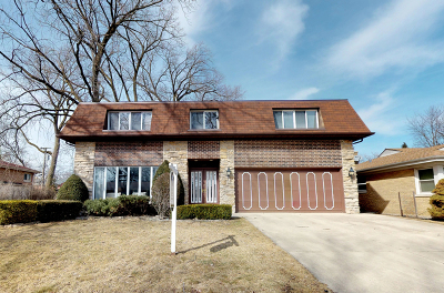Cook County Single Family Home New: 5522 Madison Street