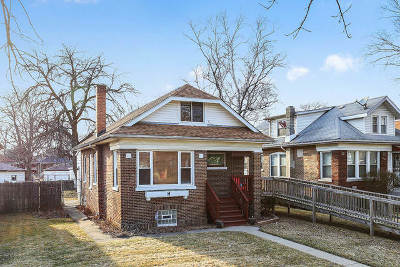 Single Family Home New: 8428 South Rhodes Avenue