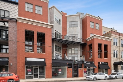 Condo/Townhouse New: 1729 North Clybourn Avenue #D