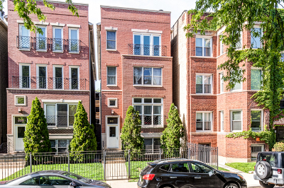 Chicago Condo/Townhouse New: 932 West George Street #2