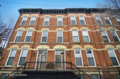 Condo/Townhouse New: 454 West Armitage Avenue #3