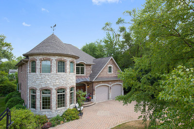 Cook County Single Family Home New: 3220 North Salk Road