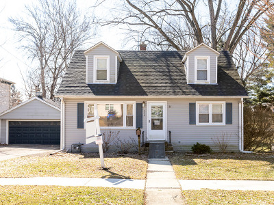 West Chicago  Single Family Home New: 336 East York Avenue