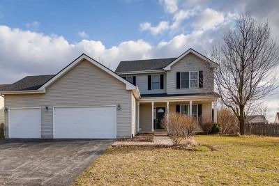 Maple Park Single Family Home For Sale: 330 West Burlington Drive