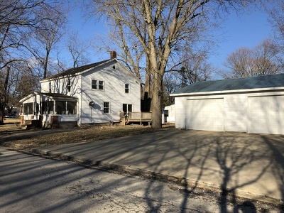 Farmer City Single Family Home For Sale: 120 North Plum Street