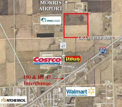 Morris Residential Lots & Land New: 8070 North State Route 47 Highway