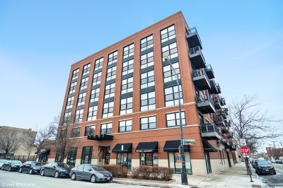Chicago Condo/Townhouse New: 1260 West Washington Boulevard #508