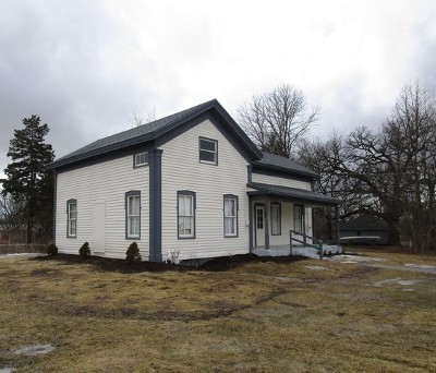 Mc Henry County Single Family Home New: 16503 Il Route 173