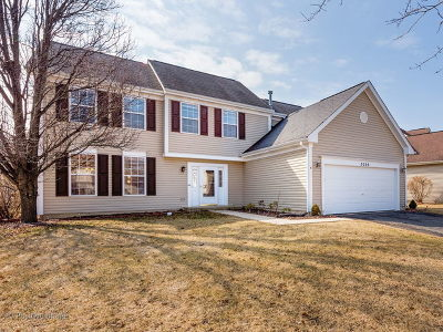 Aurora Single Family Home For Sale: 3059 Savannah Drive
