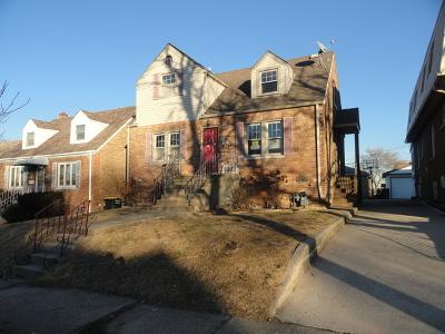 Lansing Single Family Home New: 18133 Ridgewood Avenue