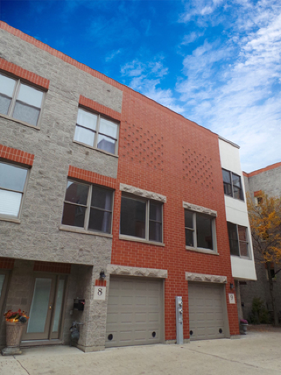 Chicago Condo/Townhouse New: 860 North Elston Avenue #8