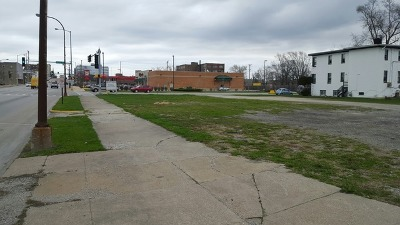 Kankakee Residential Lots & Land New: 348 West Court Street