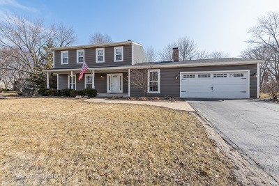 Naperville Single Family Home For Sale: 533 Sheffield Road