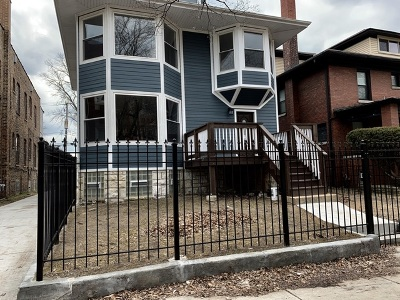 Chicago Single Family Home New: 2101 East 72nd Place