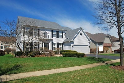 South Elgin Single Family Home New: 560 Lake Ridge Drive