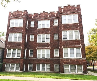 Cook County Multi Family Home New: 2815 East 81st Street