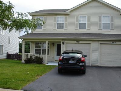 Naperville Rental For Rent: 2864 Cedar Glade Drive