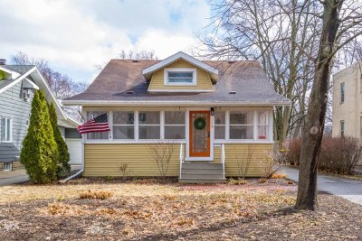 Single Family Home For Sale: 722 Normal Avenue