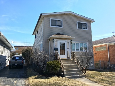 Elmwood Park Single Family Home New: 2029 North 72nd Court
