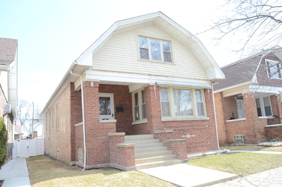 Single Family Home New: 10623 South Avenue F