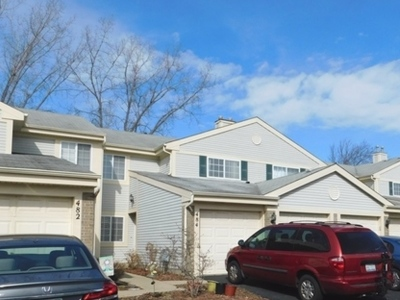 Palatine Condo/Townhouse New: 484 East Fawn Lane