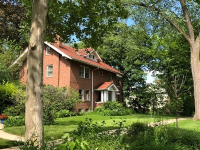 Cook County Single Family Home New: 2501 Harrison Street