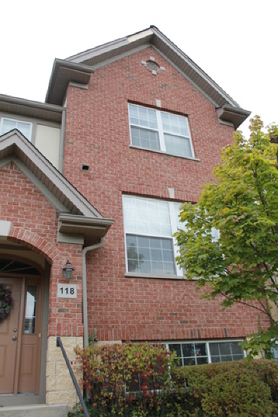Cook County Condo/Townhouse New: 118 Enclave Drive #118
