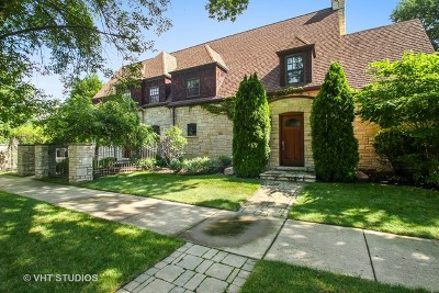 Cook County Single Family Home New: 5900 North Kilpatrick Avenue