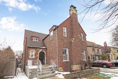 Chicago Single Family Home New: 9537 South Oakley Avenue