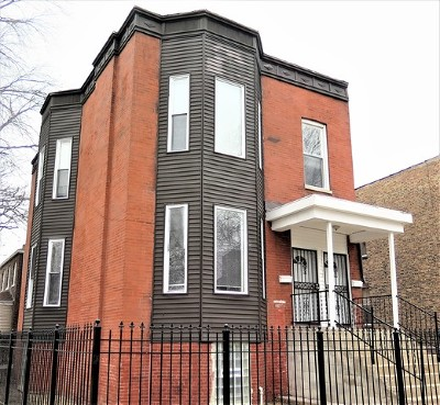 Chicago Multi Family Home New: 1502 East 71st Place