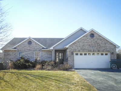 Maple Park Single Family Home For Sale: 306 West Dekalb Drive