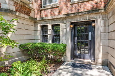 Condo/Townhouse New: 444 West Oakdale Avenue #3E