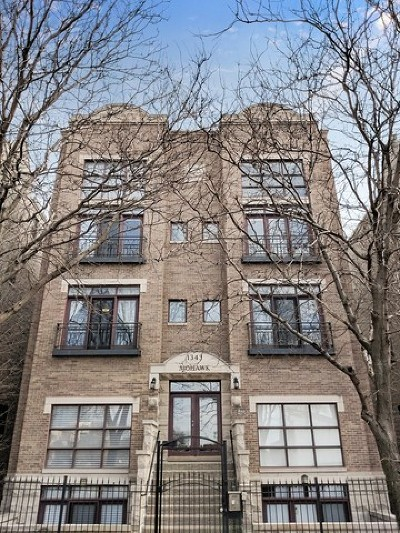 Condo/Townhouse New: 1343 North Mohawk Street #3S