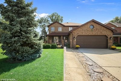 Niles Single Family Home For Sale: 8623 West Park Lane