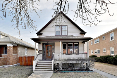 Chicago Multi Family Home New: 5757 West Ainslie Street
