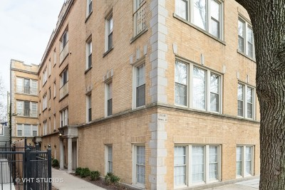 Condo/Townhouse New: 2215 North Bissell Street #3A