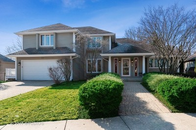 Naperville Single Family Home New: 1208 Orwell Road